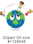 Globe Clipart #1129046 by Graphics RF