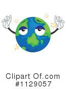 Globe Clipart #1129057 by Graphics RF