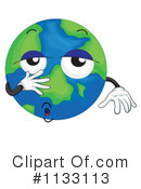 Globe Clipart #1133113 by Graphics RF