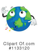 Globe Clipart #1133120 by Graphics RF