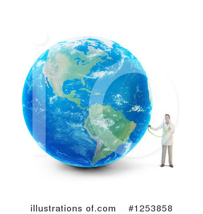 Earth Clipart #1253858 by Mopic