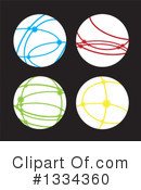 Globe Clipart #1334360 by michaeltravers