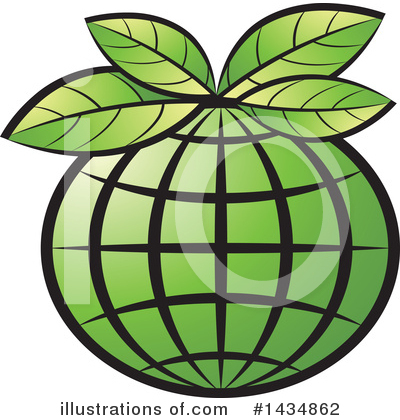 Leaves Clipart #1434862 by Lal Perera