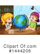 Globe Clipart #1444206 by Graphics RF