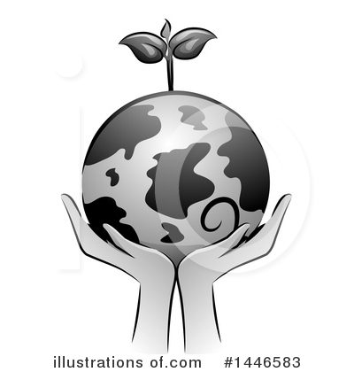 Earth Clipart #1446583 by BNP Design Studio