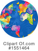 Globe Clipart #1551464 by BNP Design Studio