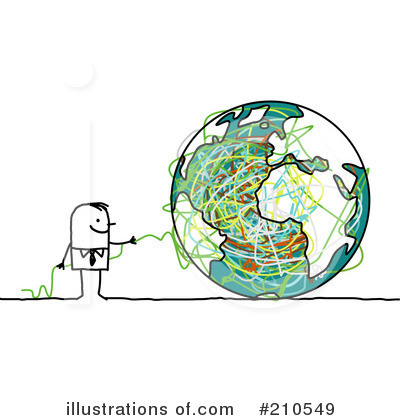 Globe Clipart #210549 by NL shop