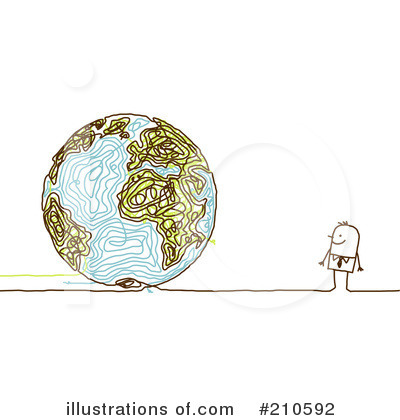Globe Clipart #210592 by NL shop