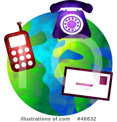 Cell Phone Clipart #48832 by Prawny