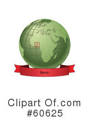 Globe Clipart #60625 by Michael Schmeling