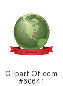 Globe Clipart #60641 by Michael Schmeling
