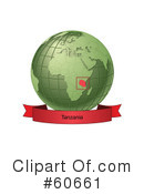 Globe Clipart #60661 by Michael Schmeling