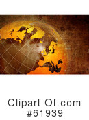 Globe Clipart #61939 by chrisroll