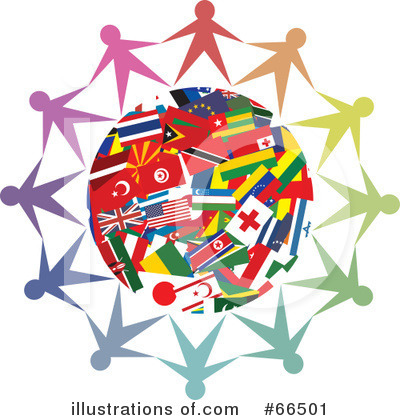 Royalty-Free (RF) Globe Clipart Illustration by Prawny - Stock Sample #66501
