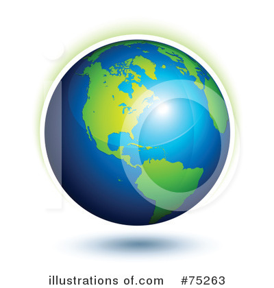 Globe Clipart #75263 by beboy