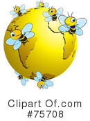 Globe Clipart #75708 by Lal Perera