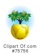 Globe Clipart #75756 by Lal Perera