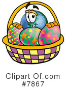 Globe Clipart #7867 by Toons4Biz