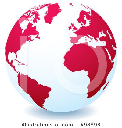 Globe Clipart #93698 by michaeltravers