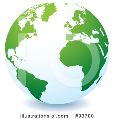 Globe Clipart #93700 by michaeltravers