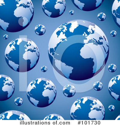 Globe Clipart #101730 by michaeltravers