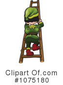 Royalty-Free (RF) Gnome Clipart Illustration #1075180