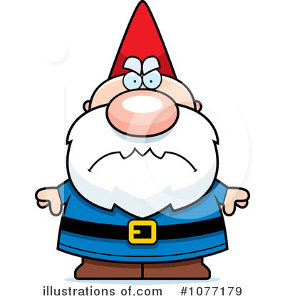 Gnome Clipart #1077179 by Cory Thoman