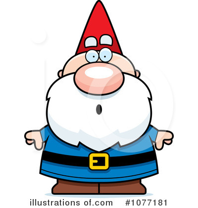 Gnome Clipart #1077181 by Cory Thoman