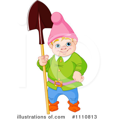 Gnome Clipart #1110813 by Pushkin