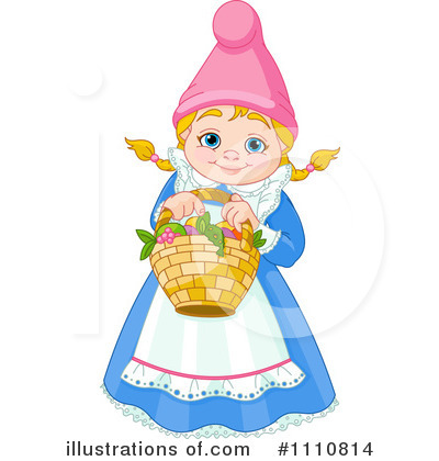 Gnome Clipart #1110814 by Pushkin