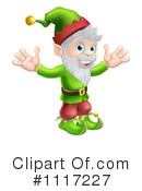 Royalty-Free (RF) Gnome Clipart Illustration #1117227