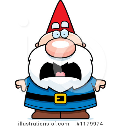 Gnome Clipart #1179974 by Cory Thoman
