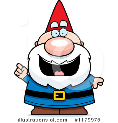 Gnome Clipart #1179975 by Cory Thoman