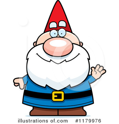 Gnome Clipart #1179976 by Cory Thoman