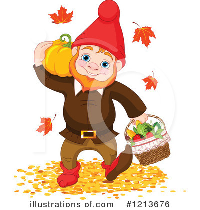 Gnome Clipart #1213676 by Pushkin