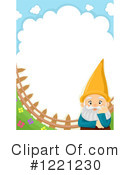 Gnome Clipart #1221230 by BNP Design Studio