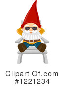 Gnome Clipart #1221234 by BNP Design Studio