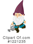 Gnome Clipart #1221235 by BNP Design Studio