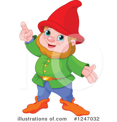 Gnome Clipart #1247032 by Pushkin