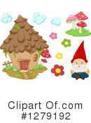 Gnome Clipart #1279192 by BNP Design Studio