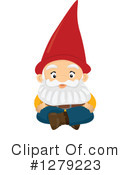 Gnome Clipart #1279223 by BNP Design Studio