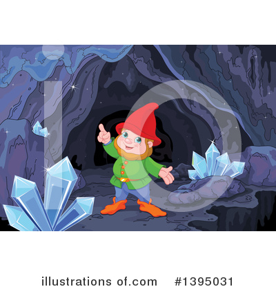 Gnome Clipart #1395031 by Pushkin