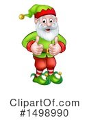 Gnome Clipart #1498990 by AtStockIllustration