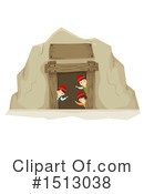 Royalty-Free (RF) Gnome Clipart Illustration #1513038