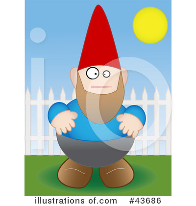 Gnome Clipart #43686 by mheld
