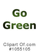 Royalty-Free (RF) Go Green Clipart Illustration #1055105