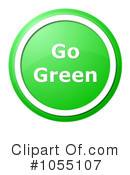 Royalty-Free (RF) Go Green Clipart Illustration #1055107