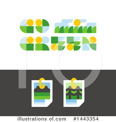 Go Green Clipart #1443354 by elena