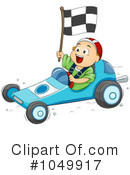 Go Kart Clipart #1049917 by BNP Design Studio