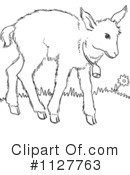 Royalty-Free (RF) goat Clipart Illustration #1127763